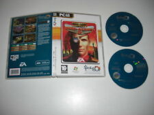COMMAND AND & CONQUER C&C RED ALERT 2 Pc Cd Rom SO -  FAST POST