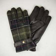BARBOUR NEWBROUGH TARTAN MEN'S GLOVES