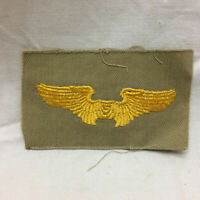 Vintage Military U.S.A.A.F. Flight Instructor Patch Badge