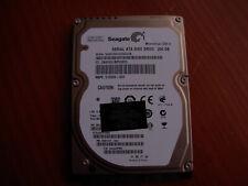 "Disco duro 2,5"" portatil Seagate 250Gb/7200rpm/ 16Mb caché modelo ST9250410AS"