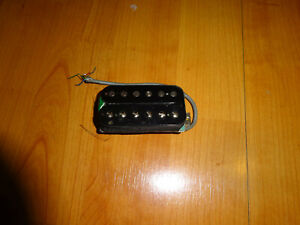 LeoSounds custom scatter wound Hybrid bridge  11,5K A4R Magnet Humbucker