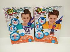2 x Cool Create IDO3D Motion Activity Kits - (Damaged Retail Packaging)