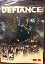NEW - DEFIANCE -  PC (DVD-ROM) Windows, Vista