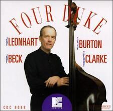 Four Duke [Laserlight] by Joe Beck (Guitar)/Terry Clarke (Drums)/Gary Burton...