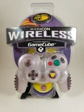 Nintendo Gamecube Wireless MadCatz Microcon Controller New in Package