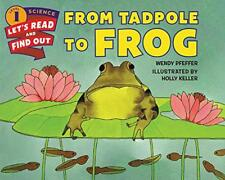 From Tadpole to Frog (Let's-Read-and-Find-Out Science 1) by Pfeffer, Wendy | Pap