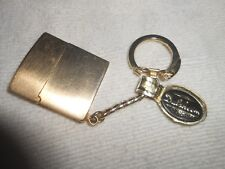 VINTAGE SLIM LIGHTER KEYCHAIN CROWN JAPAN NEW OLD STOCK