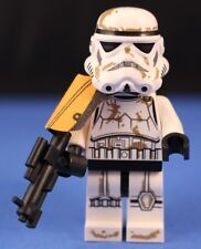 LEGO® STAR WARS™ 9490 SANDTROOPER minifigure STORMTROOPER OFFICER + E-11 Blaster