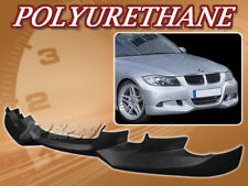 FOR 06-08 BMW E90 TYPE-A 325 328 330 POLY URETHANE PU FRONT BUMPER LIP BODY KIT