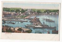 Rothesay Bute Vintage U/B Postcard 835b