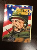 Strategy & Tactics #78 Game Magazine Patton's 3rd Army. Complete and Unpunched