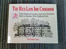 THE RED LION INN COOKBOOK New England Recipes by Suzi Forbes Chase