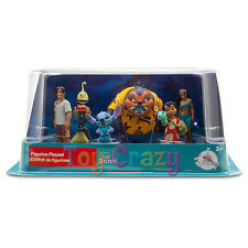 Disney Lilo & Stich Figure Figurine Playset Cake Toppers Genuine Disney