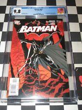 DC COMICS BATMAN 655 FIRST DAMIAN WAYNE CGC 9.8 9/2006