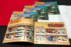 MATCHBOX COLLECTORS CATALOG 1982-83