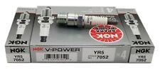 6 plugs NGK YR5/7052 V-Power Premium Power Spark Plugs