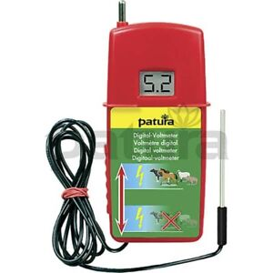 Patura® Digital Volt Meter - Electric Fence Maintenance Tester - 150302