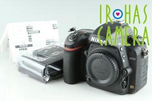 Nikon D750 Digital SLR Camera *Shutter Count 20851* #24685 D5