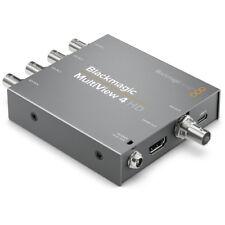 Blackmagic Design MultiView 4 HD- MULTIP3G/04HD - Stock in Miami