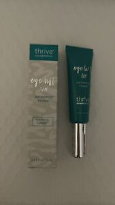 Thrive Causemetics Eye Lift 360 Waterproof Primer - New in Box-Full Size -0.27oz