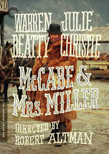 McCabe & Mrs. Miller (The Criterion Collection) DVD, Warren Beatty, Julie Christ