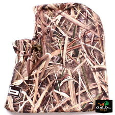 BANDED UFS EXTREME WEATHER FLEECE HOOD FACE MASK GAITER SHADOW GRASS BLADES CAMO