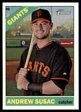 2015 Topps Heritage Andrew Susac #31 San Francisco Giants