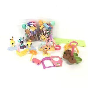 Assortment of Littlest Pet Shop Figures & Accessories #323