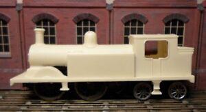 LBSCR/SR/BR 'D3' 0-4-4 tank loco 4mm finescale resin body kit, brand new