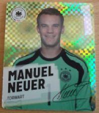 REWE Glitzer WM 2014 Sammelkarte/Glitzerkarte Nr. 1 Manuel Neuer -