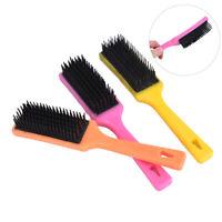 Mane and Tail De-tangle brush Tangle Wrangler Horse Cleaning Tool Massage Gr E5
