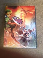 HYRULE WARRIORS THE LEGEND OF ZELDA COLLECTOR'S EDITION STRATEGY GUIDE + E-GUIDE