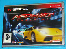 Asphalt Urban GT - Nokia N-Gage NGage - PAL New Nuovo Sealed