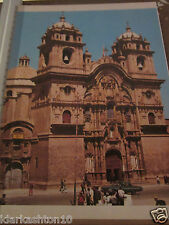 Image pieuse 134 différents formats (échelle) Eglise de la Compagnie, Cuzco