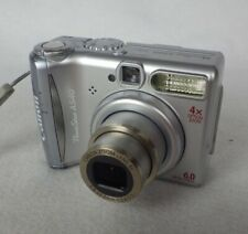 Canon PowerShot A540 6.0MP Digital Camera 4x Optical Zoom Silver