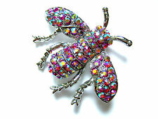 Silver Plated Costume Brooches & Pins