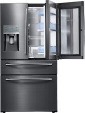 Samsung RF28JBEDBSG 36 Inch 4-Door French Door Refrigerator with FlexZone Drawer