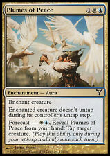 MTG 4x PLUMES OF PEACE - PIUME DI PACE - DIS - MAGIC