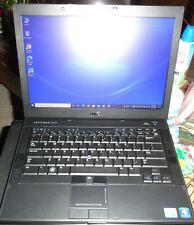 Dell Latitude E6410 i5-M560 2.67GHz 6GB 320GB DVD Webcam Lit KB 10 Pro
