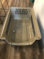 Extra Large Sky Kennel for Pets From 70 to 90lb Light Beige