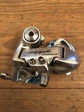 Campagnolo Chorus 8 Speed Rear Derailleur Short Cage w/ Alloy Pulleys