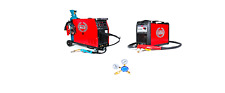 MT-250i AND PLASMA 40 INVERTER MIG-TIG-MMA GAS/GASLESS WELDER