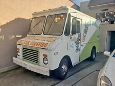 Strong Running Chevrolet Grumman Step Van Ice Cream Truck for Sale in Californi