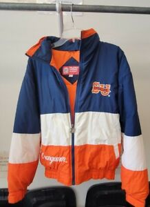 Vintage Nike Team New York Syracuse Orangemen Jacket Large