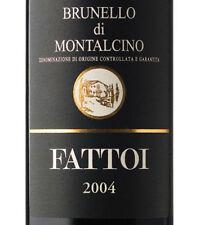 6 BT. BRUNELLO DI MONTALCINO docg 2012 FATTOI