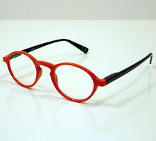 OCCHIALI GRADUATI DA LETTURA PRESBIOPIA CIRCLE RED +1,50 READING GLASSES