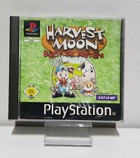 PS1 Sony Playstation 1 Spiel - Harvest Moon Spiel -Back to Nature OVP+Anl. A3551