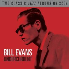 Bill Evans - Undercurrent - Two Classic Jazz Albums 2CD NEW/SEALED