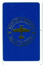 "Single Museum Playing Card ""National Museum Naval Aviation"""