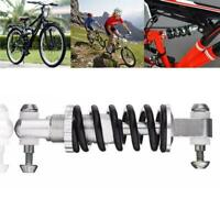 Bicycle Mountain Bike Rear Suspension Spring Shock For MTB Absorber Black G0A9